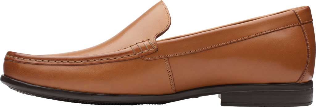 Men's Clarks Claude Plain Loafer, , large, image 3