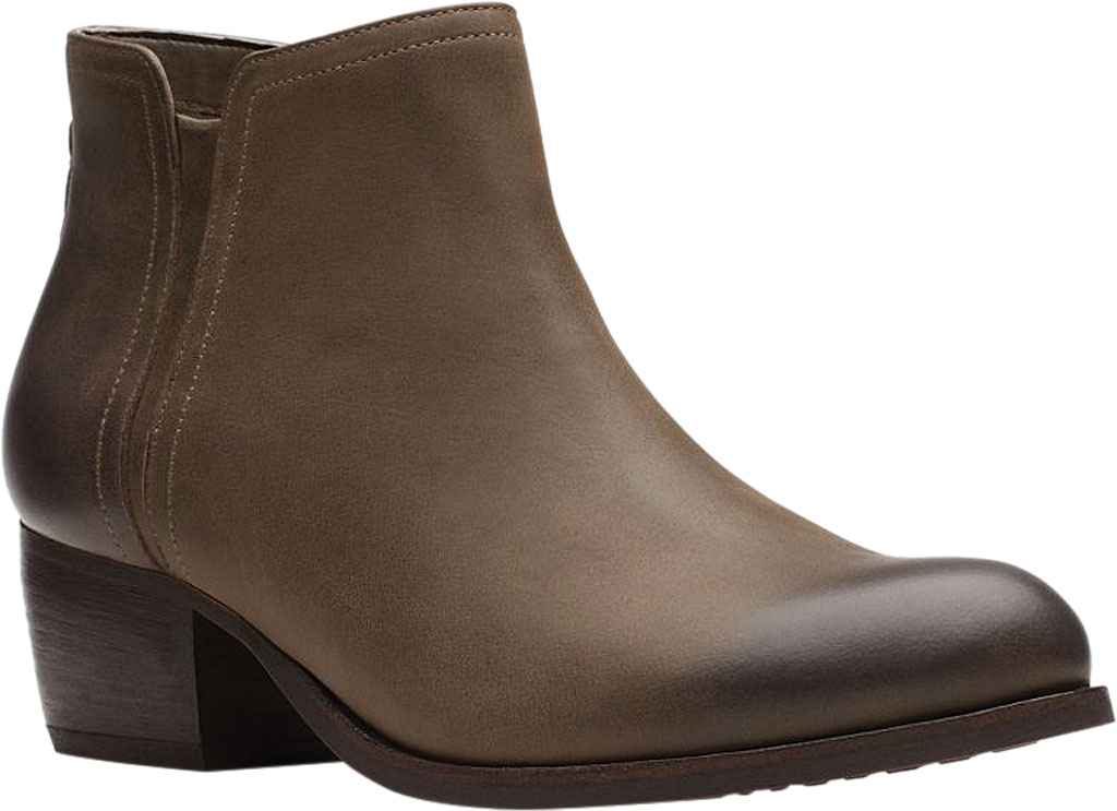 Women's Clarks Maypearl Ramie Ankle Bootie, , large, image 1