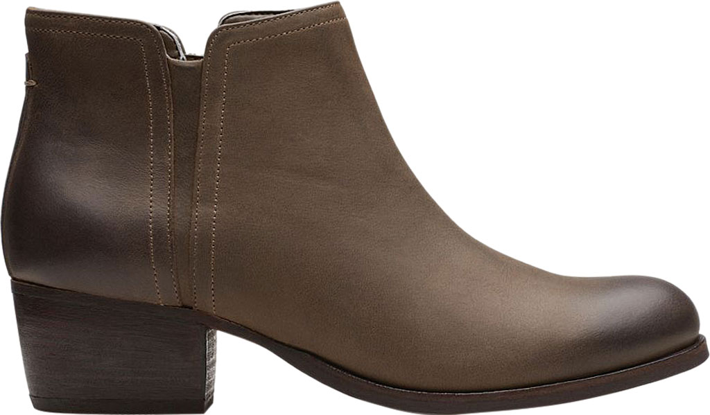 Women's Clarks Maypearl Ramie Ankle Bootie, , large, image 2
