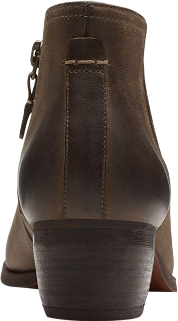 Women's Clarks Maypearl Ramie Ankle Bootie, , large, image 4