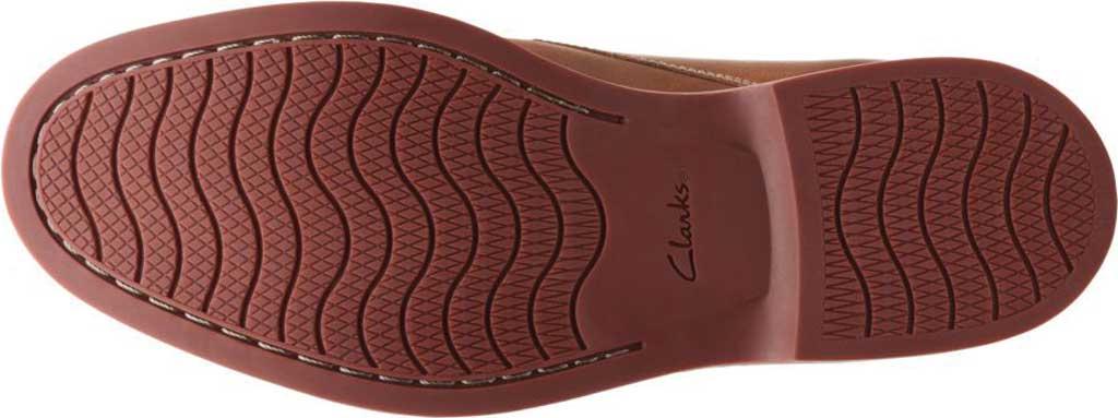 Men's Clarks Atticus Limit Chukka Boot, Tan Full Grain Leather, large, image 7
