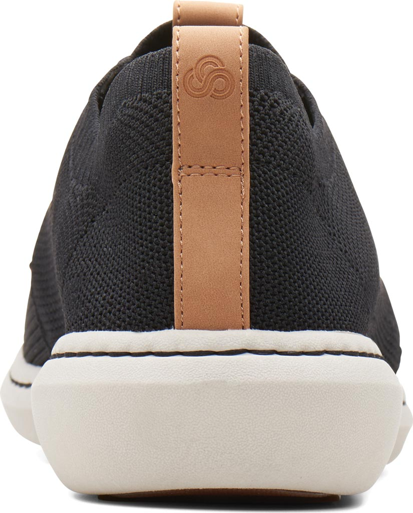 Men's Clarks Step Urban Mix Sneaker, Navy Textile Knit, large, image 4