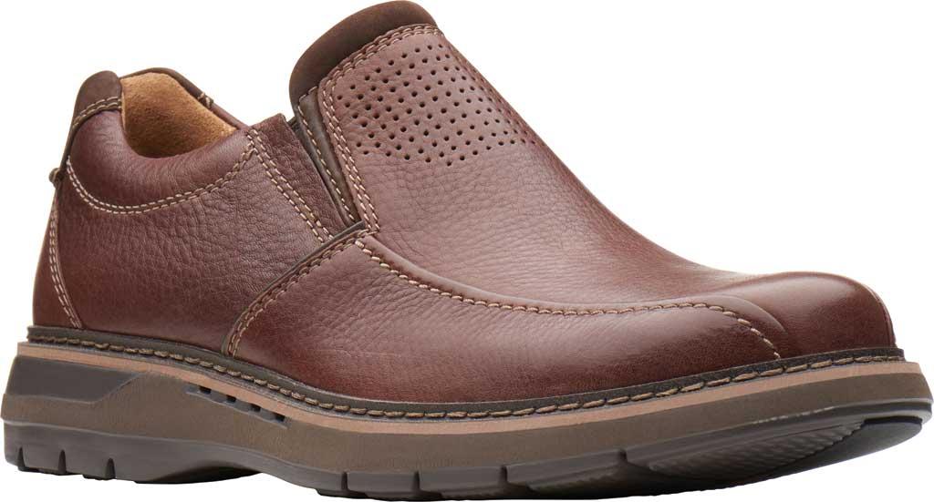 Men's Clarks Un Ramble Step Loafer, , large, image 1