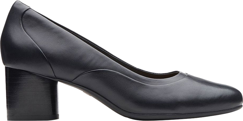 Clarks Womens Un Cosmo Step Block Heel