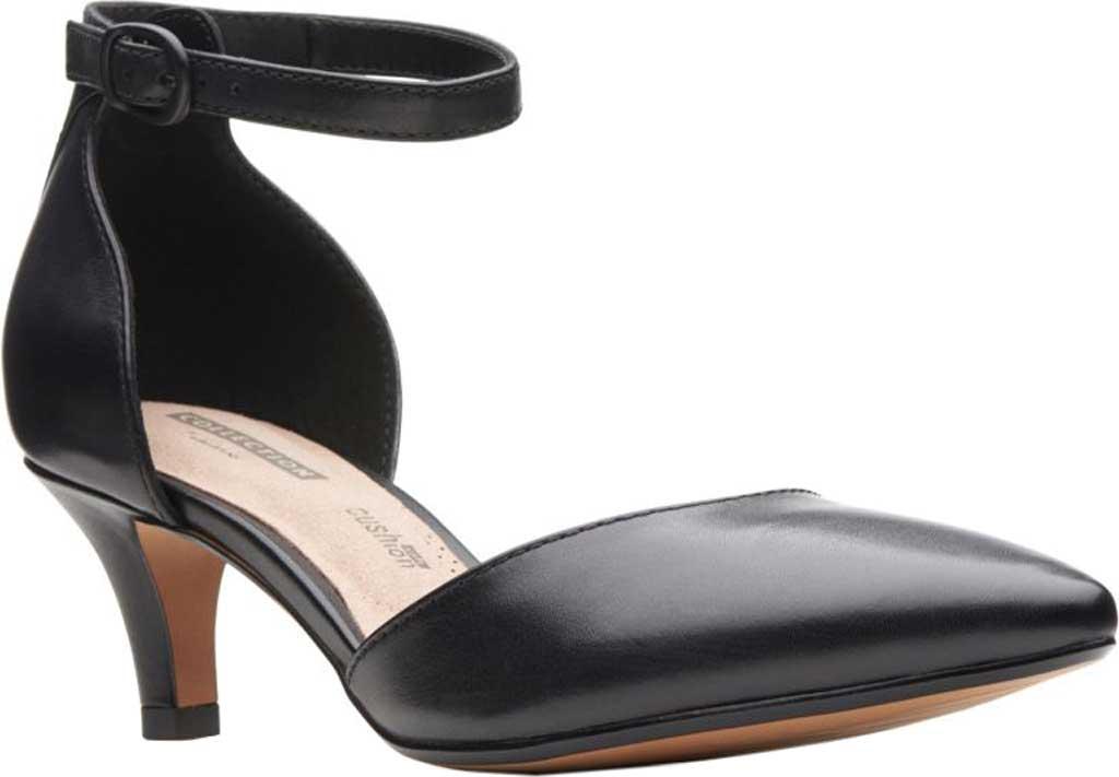 Women's Clarks Linvale Edyth Ankle Strap Sandal, , large, image 1