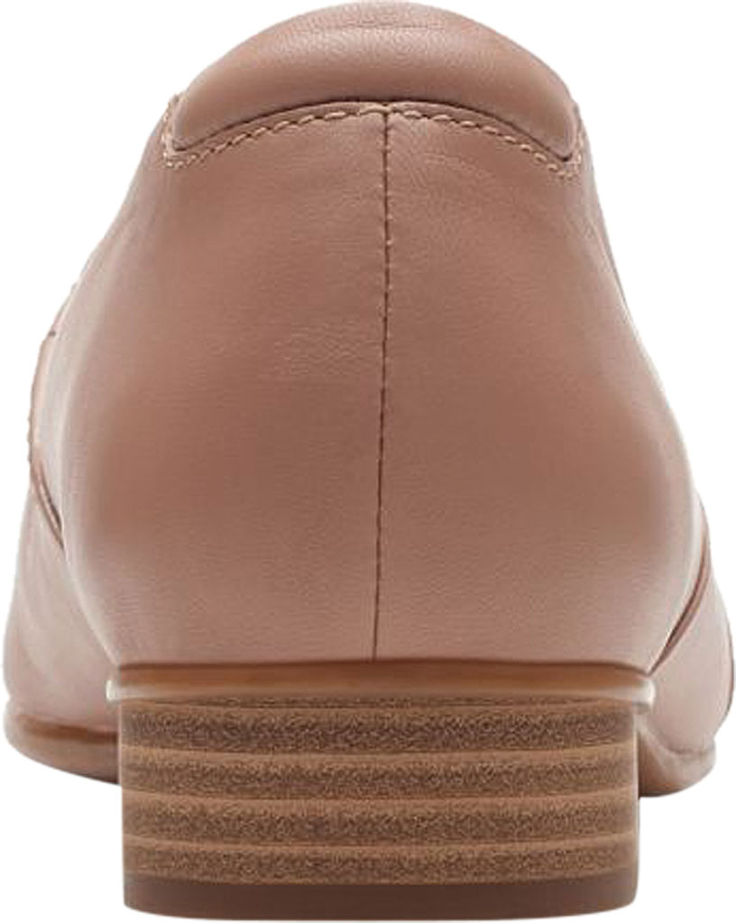 Women's Clarks Juliet Palm Loafer, Praline Leather, large, image 4