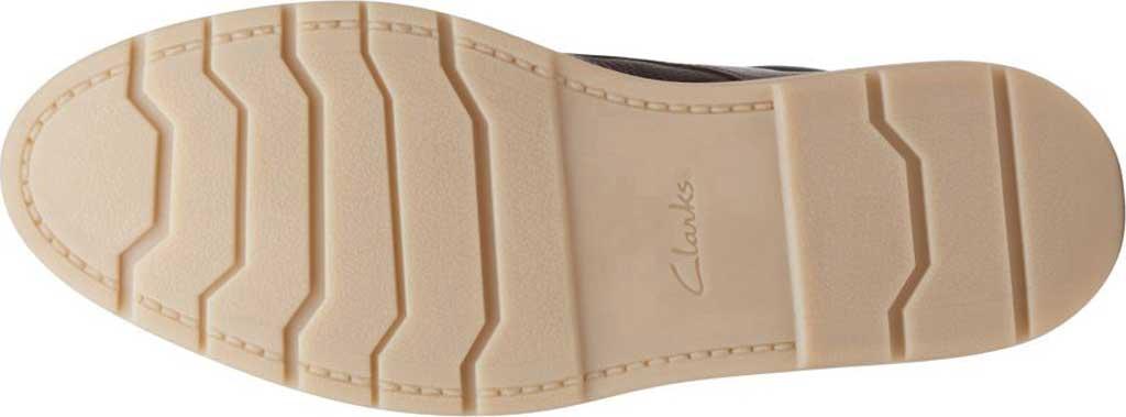 Men's Clarks Grandin Top Chukka Boot, Dark Brown Full Grain Leather, large, image 3