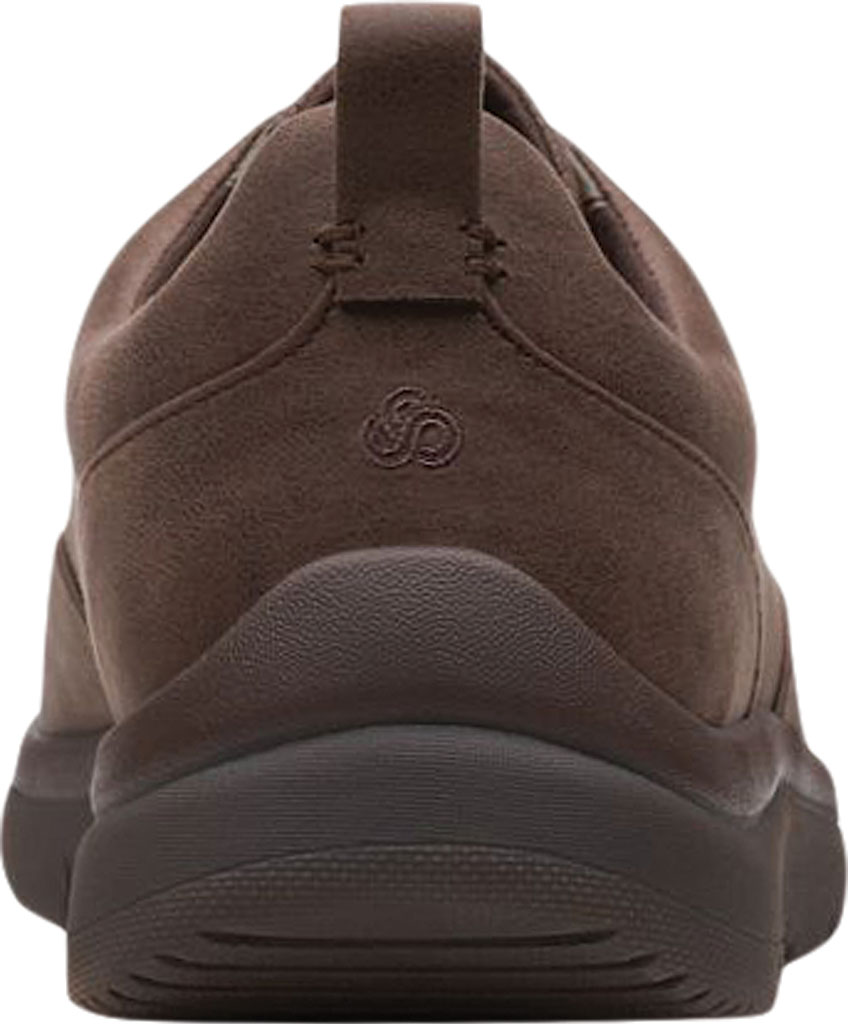 Men's Clarks Tunsil Lane Sneaker, Brown Synthetic, large, image 4