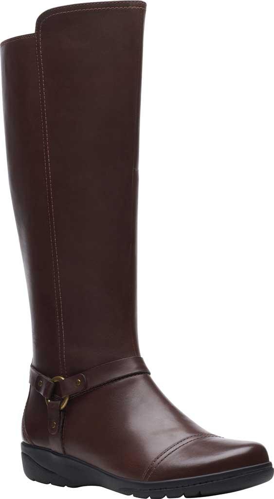 Women's Clarks Cheyn Lindie Knee High Boot, , large, image 1