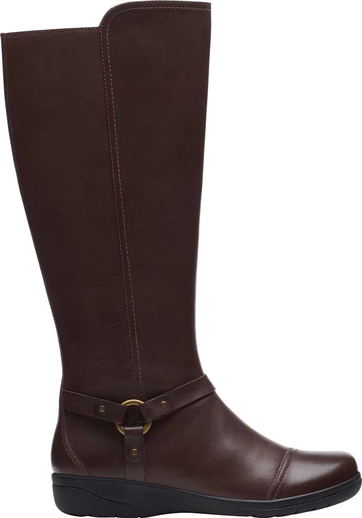 Women's Clarks Cheyn Lindie Knee High Boot, , large, image 2