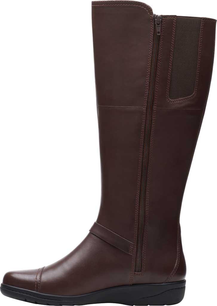 Women's Clarks Cheyn Lindie Knee High Boot, , large, image 3