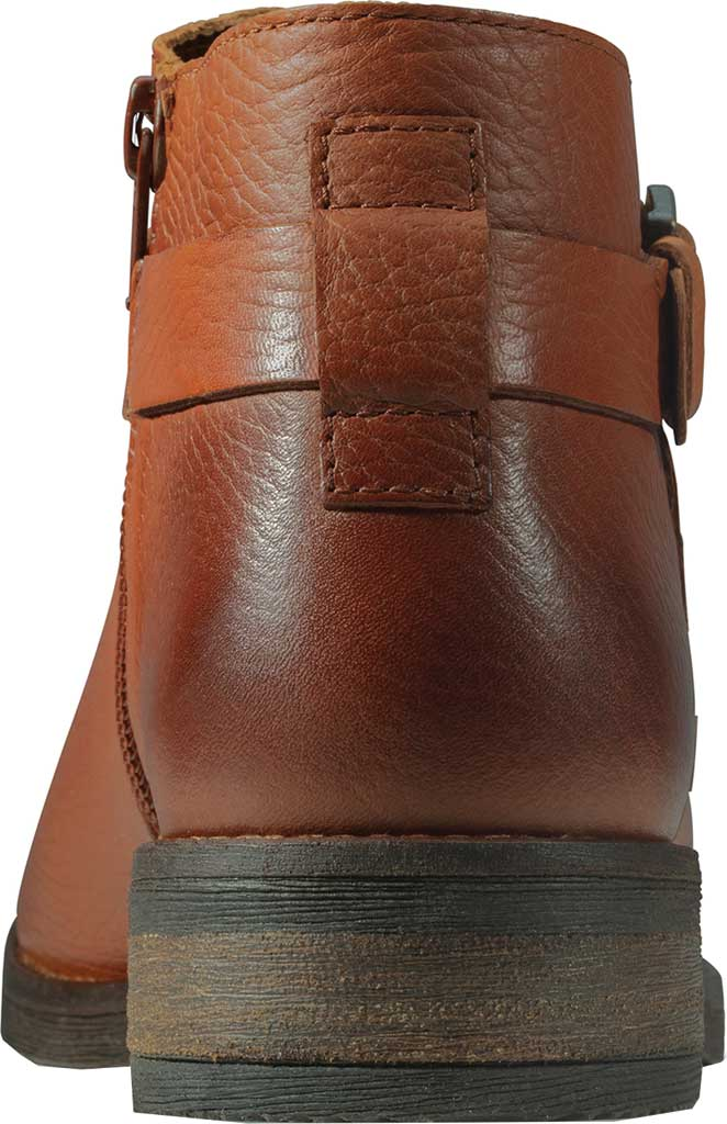 Women's Clarks Demi Tone Ankle Bootie, British Tan Leather, large, image 4