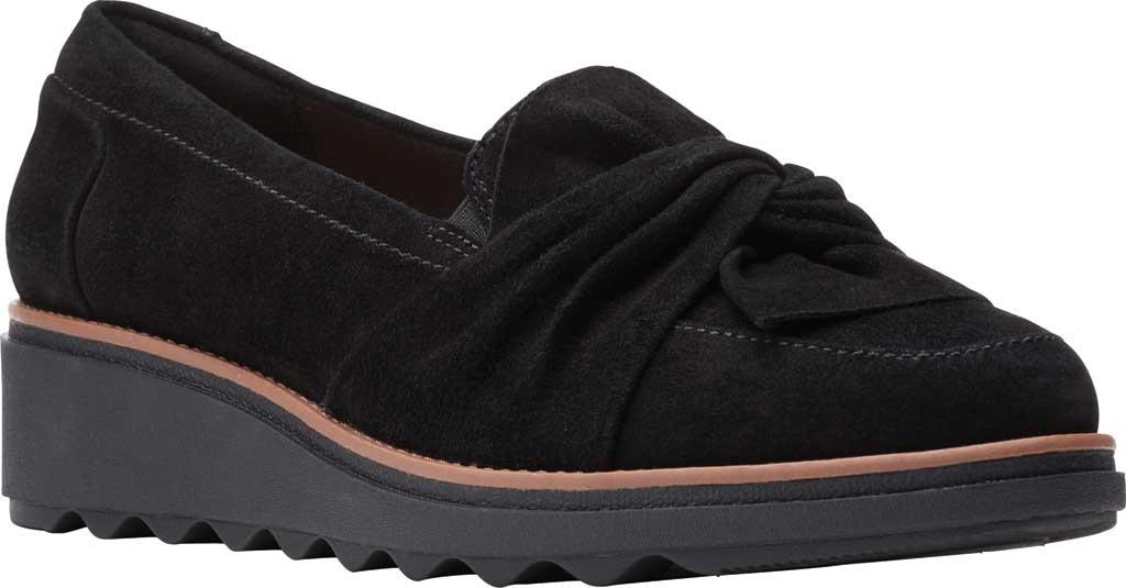 Women's Clarks Sharon Dasher Platform Loafer, , large, image 1