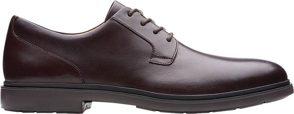 Men's Clarks Un Tailor Tie Plain Toe Oxford, , large, image 2