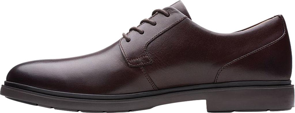 Men's Clarks Un Tailor Tie Plain Toe Oxford, , large, image 3