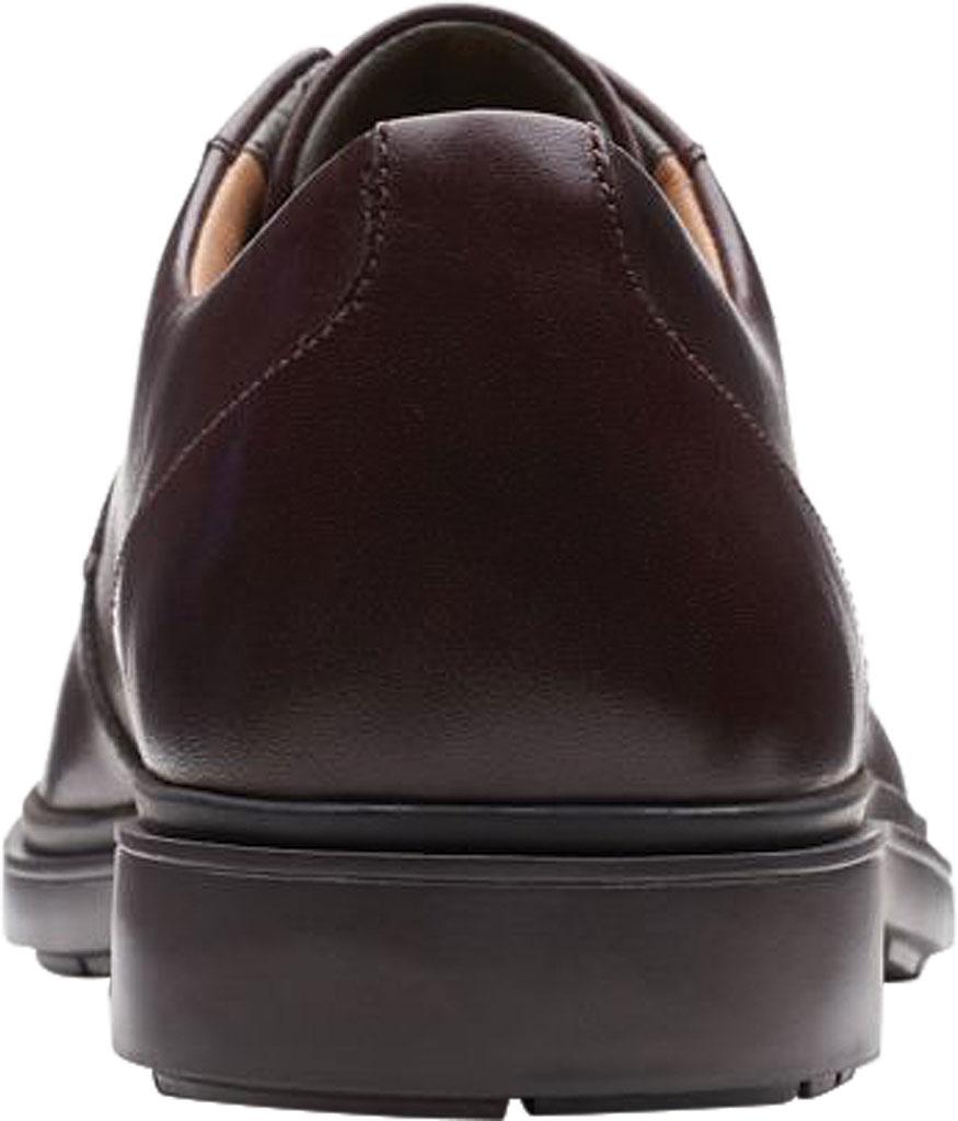 Men's Clarks Un Tailor Tie Plain Toe Oxford, , large, image 4