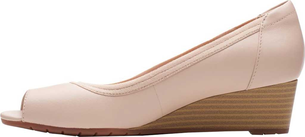 Women's Clarks Mallory Charm Wedge Pump, , large, image 3