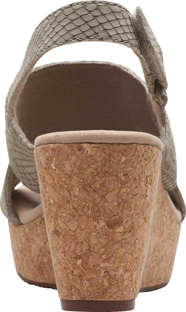 Women's Clarks Annadel Sky Wedge Sandal, , large, image 4