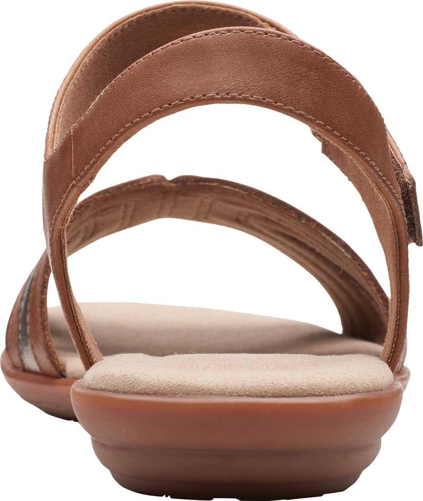 Women's Clarks Ada Mist Adjustable Strap Sandal, , large, image 4