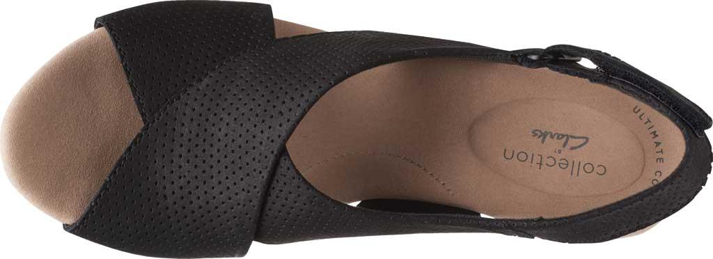 Women's Clarks Annadel Parker Wedge Sandal, , large, image 5