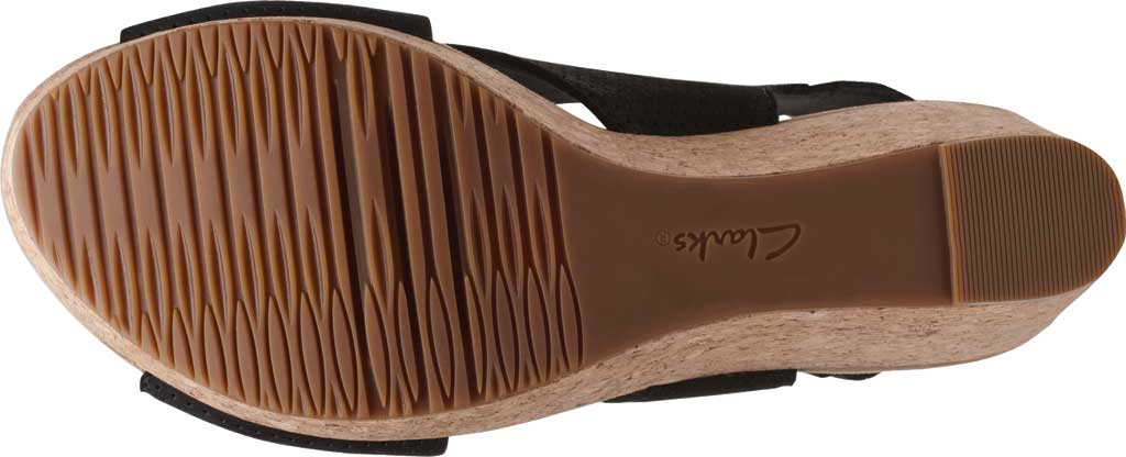 Women's Clarks Annadel Parker Wedge Sandal, , large, image 6