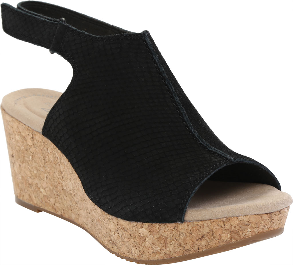 Women's Clarks Annadel Joy Wedge Sandal, , large, image 1