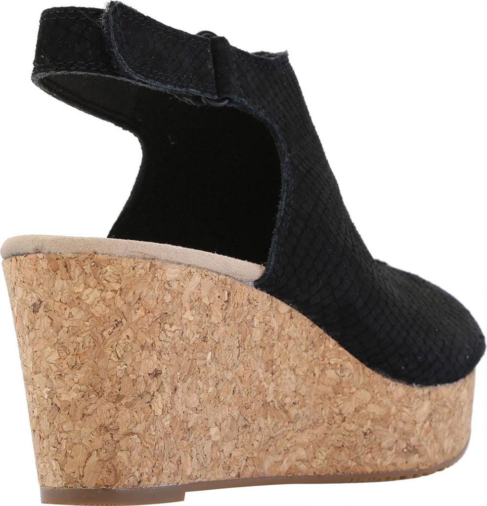 Women's Clarks Annadel Joy Wedge Sandal, , large, image 4