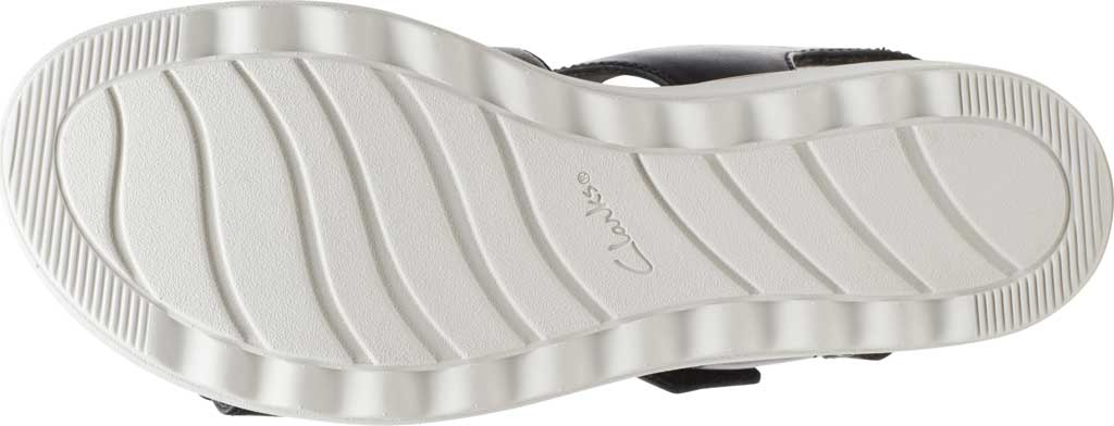Women's Clarks Jillian Claire Strappy Wedge Sandal, , large, image 6