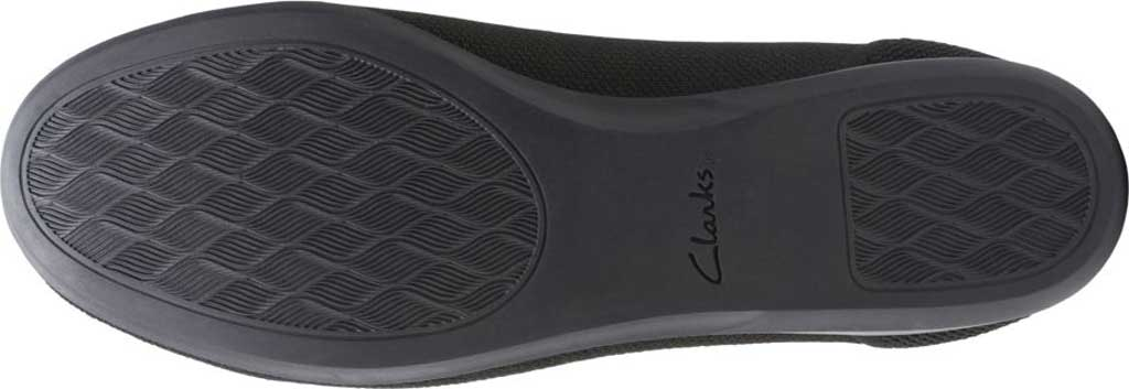 Women's Clarks Carly Charm Knit Penny Loafer, , large, image 6