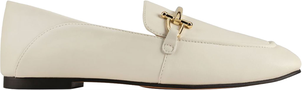 Women's Clarks Pure2 Loafer, White Leather, large, image 2
