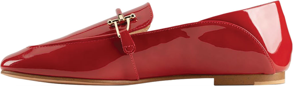 Women's Clarks Pure2 Loafer, Red Patent, large, image 3