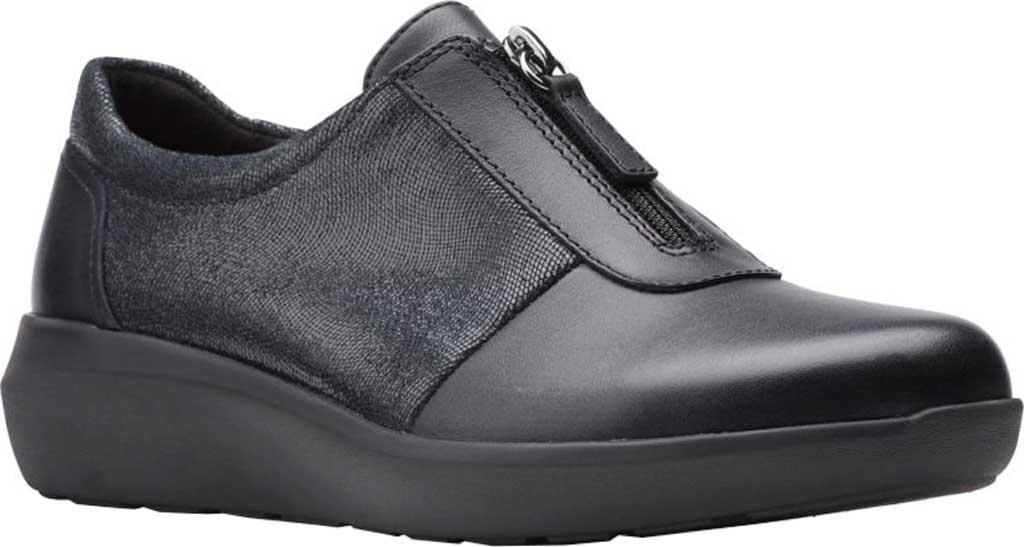 Women's Clarks Kayleigh Sail Sneaker, , large, image 1