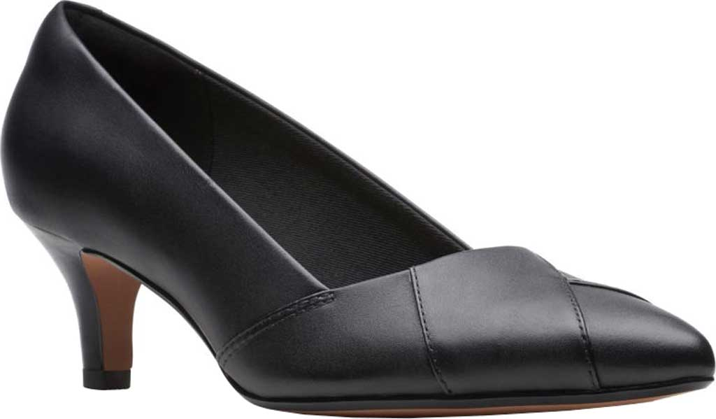 Women's Clarks Linvale Sage Pointed Toe Pump, , large, image 1