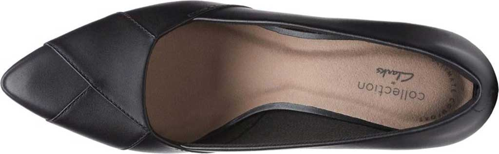 Women's Clarks Linvale Sage Pointed Toe Pump, , large, image 5