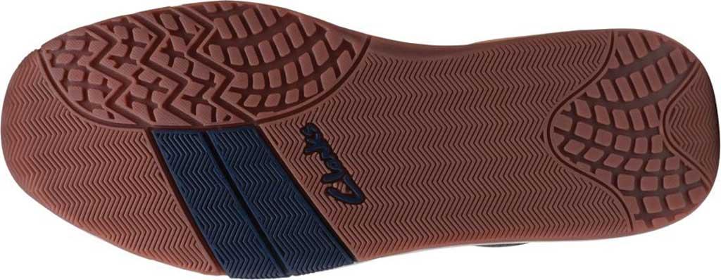Men's Clarks Langton Step Slip On Sneaker, Grey Nubuck/Textile, large, image 6