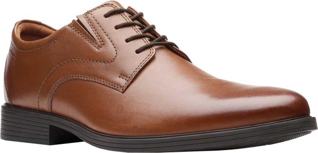 Men's Clarks Whiddon Plain Toe Oxford, , large, image 1