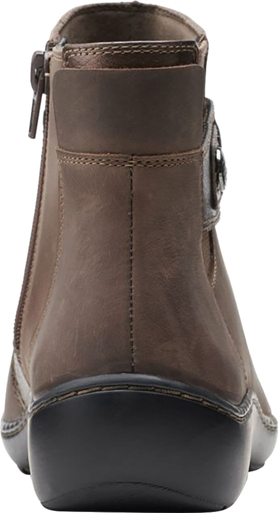 Women's Clarks Cora Tropic Ankle Bootie, , large, image 4