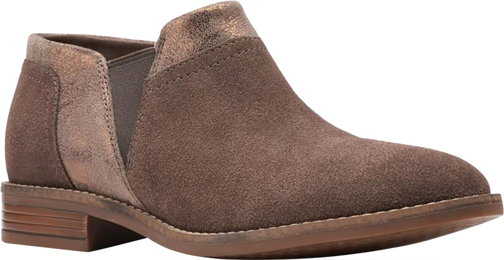 Women's Clarks Camzin Mix Ankle Bootie, , large, image 1