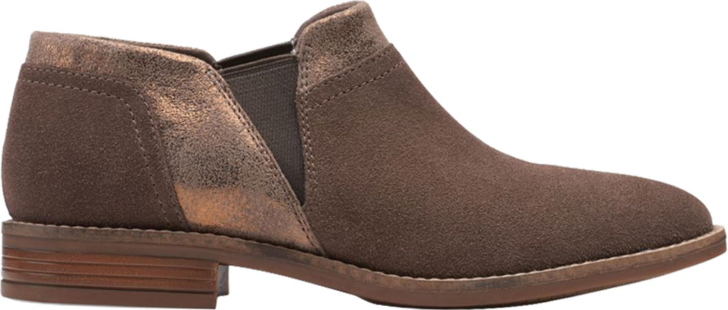 Women's Clarks Camzin Mix Ankle Bootie, , large, image 2