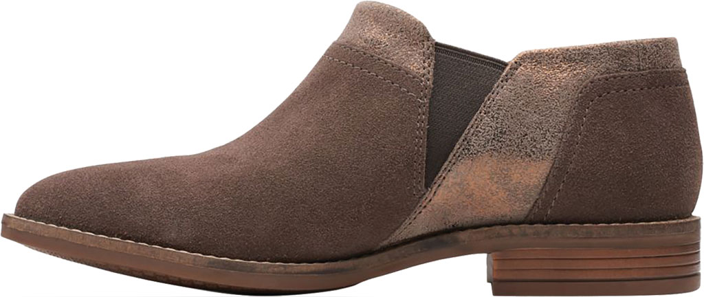 Women's Clarks Camzin Mix Ankle Bootie, , large, image 3