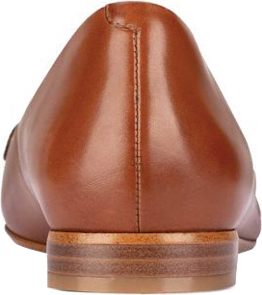 Women's Clarks Laina15 2 Loafer, Dark Tan Combination Leather, large, image 4