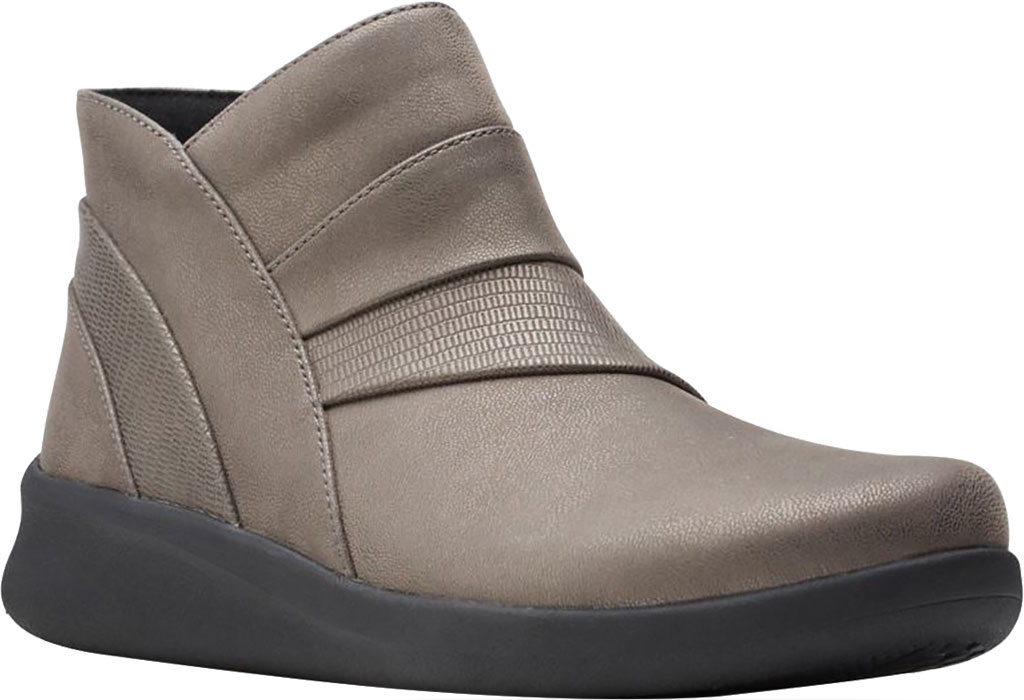 Women's Clarks Sillian 2.0 Rise Ankle Bootie, , large, image 1
