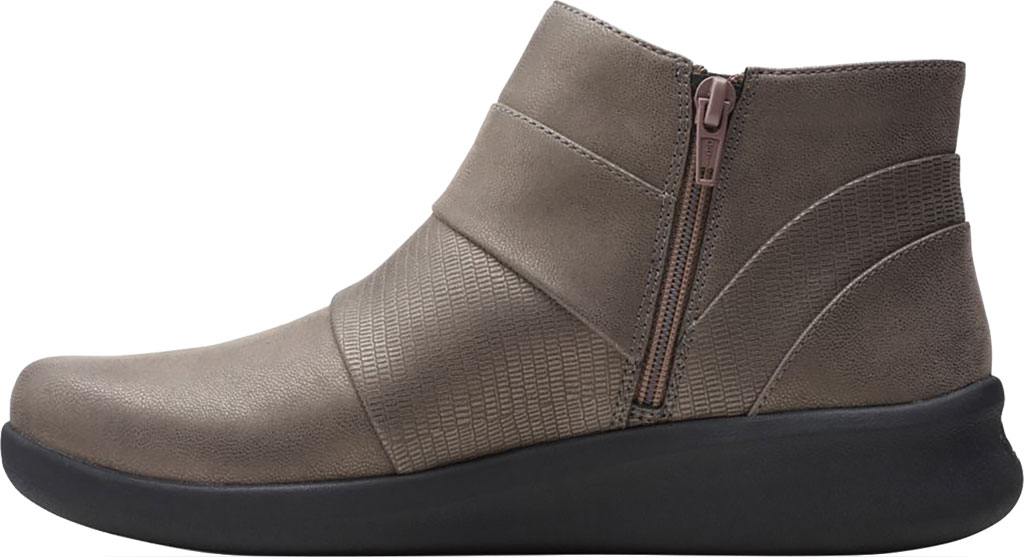 Women's Clarks Sillian 2.0 Rise Ankle Bootie, , large, image 3