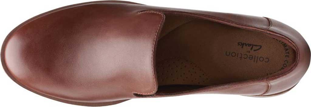 Women's Clarks Trish Style Smoking Loafer, , large, image 5