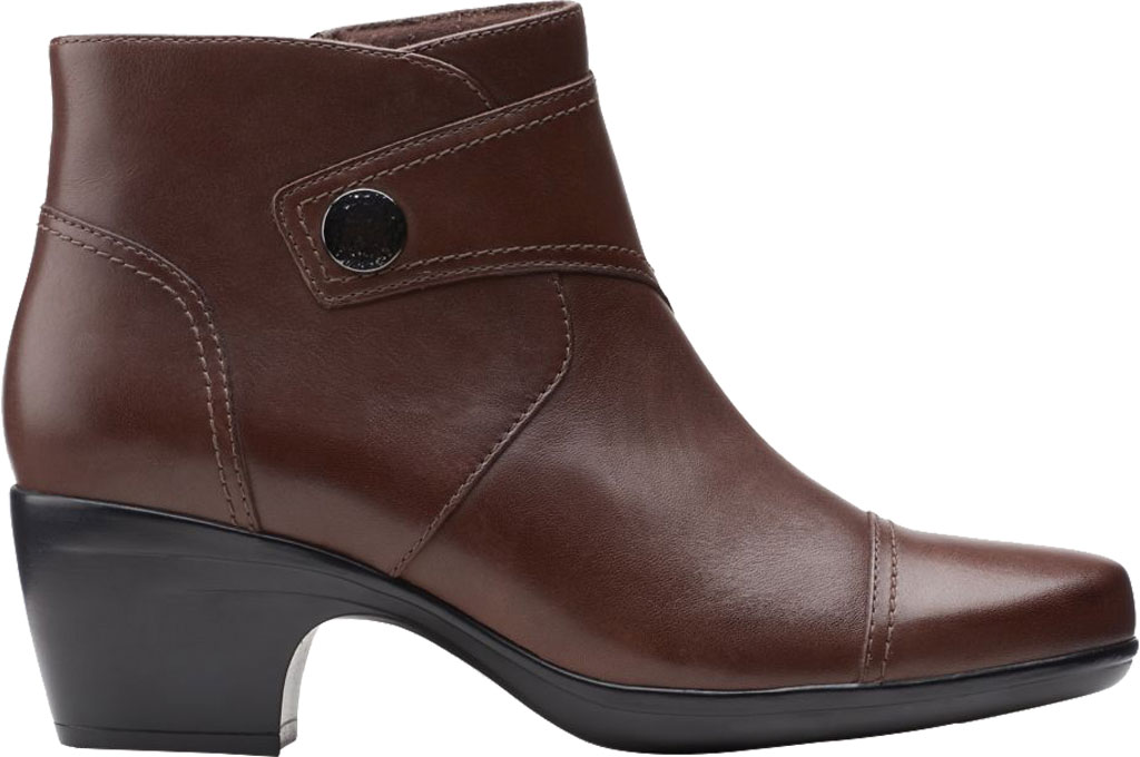 Women's Clarks Emily Calle Ankle Bootie, , large, image 2