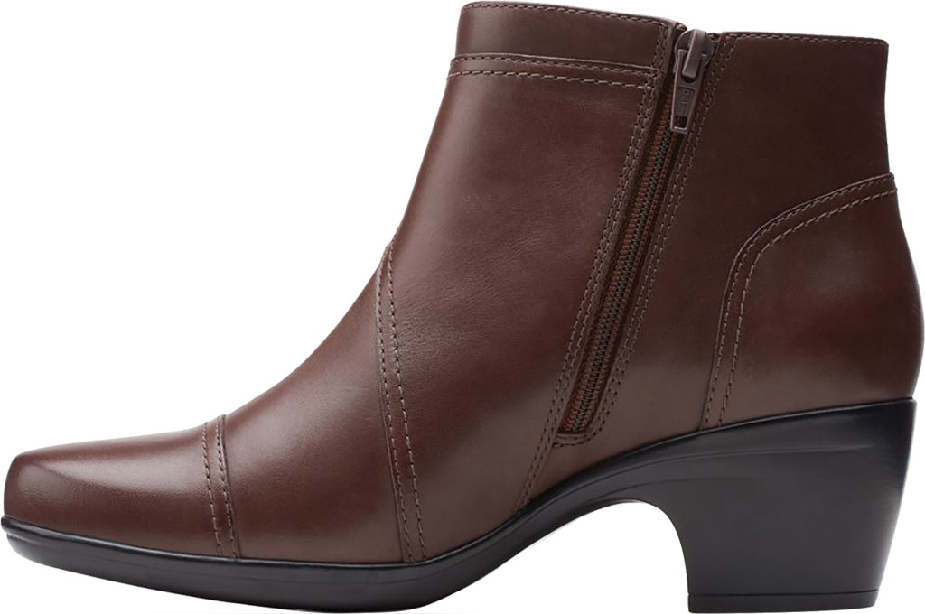 Women's Clarks Emily Calle Ankle Bootie, , large, image 3