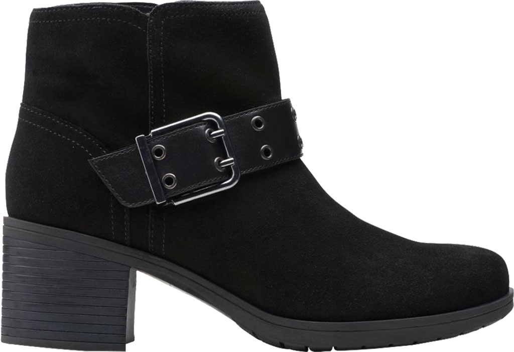 Women's Clarks Hollis Star Ankle Bootie, , large, image 2