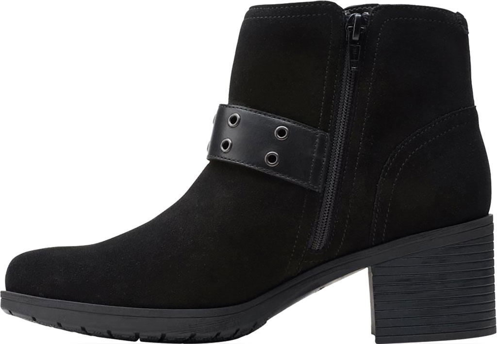 Women's Clarks Hollis Star Ankle Bootie, , large, image 3