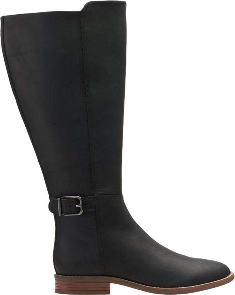 Women's Clarks Camzin Branch Wide Calf Knee High Boot, , large, image 2
