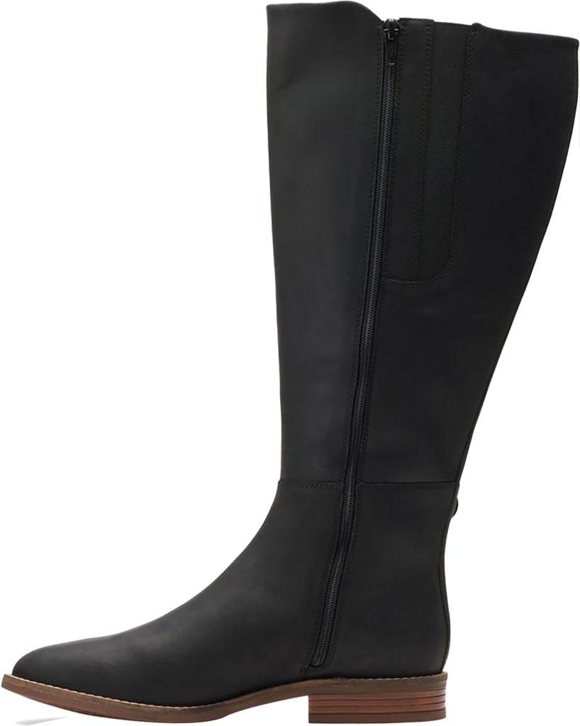 Women's Clarks Camzin Branch Wide Calf Knee High Boot, , large, image 3